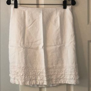 Tommy Bahama Two Palms Linen Skirt